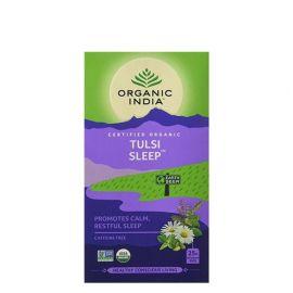 Chá Tulsi sleep caixa com 25 sachês - Organic India