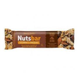 NutsBar Castanha e Chocolate