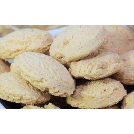 Biscoito Castanha caju baunilha sem glúten, lactose e açúcar 100g