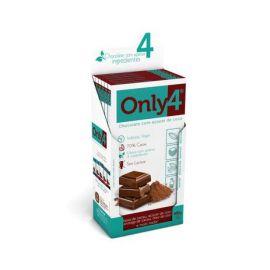 Chocolate com açúcar de coco 80g - Only4