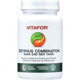 Zizyphus Combination Suan Zao Ren Tang 60 cápsulas - Vitafor