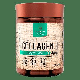 Colágeno tipo II 60 cápsulas - Nutrify