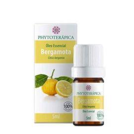 Óleo essencial de bergamota 5ml - Phytoterápic