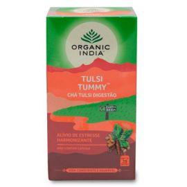Chá Tulsi digestão caixa com 25 sachês - Organic India