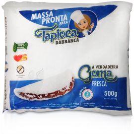 Massa pronta de tapioca 500g - DaBranca